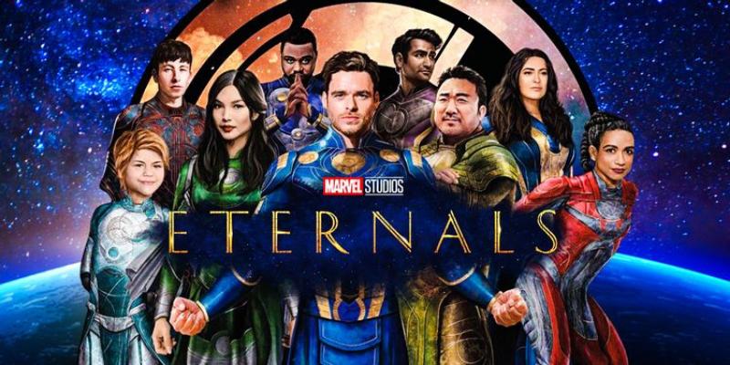 Marvel'ın Yeni Filmi Eternals'ın Vizyon Tarihi Belli Oldu
