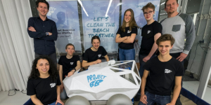 Microsoft'un Yapay Zekâsı Kullanılarak Sahildeki İzmaritleri Toplayan Robot Geliştirildi