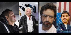 Uzaya Çıkacak En Genç İnsan Jeff Bezos İle Yolculuk Edecek