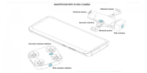 Vivo Drone Eklentili Akıllı Telefon