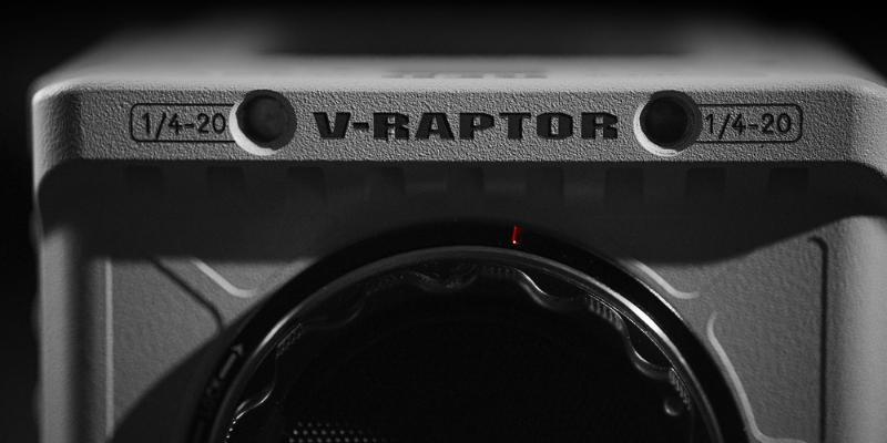 RED Yeni Kamerası V-Raptor St 8K VV ve Özellikleri