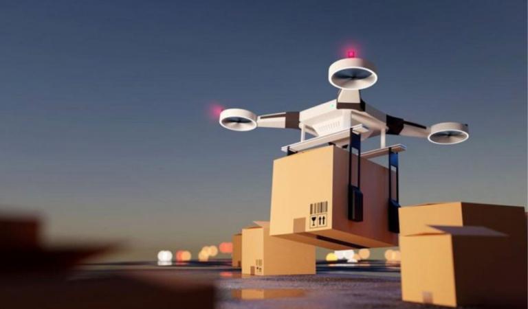 Türkiye'de Drone ile Kargo Teslimatı Dünyada Bir İlk